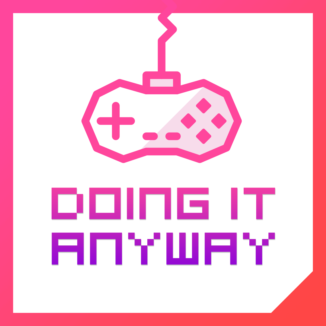 Cover art for Doing It Anyway